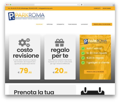 WordPress template Avada - centrorevisioniroma.com
