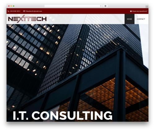 Best WordPress theme Veda - nexttech247.com