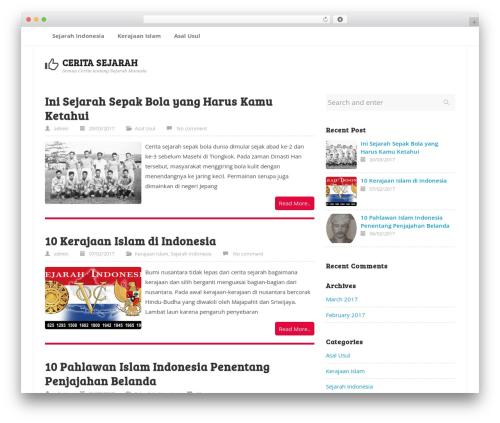 ktz freak theme WordPress - ceritasejarah.com