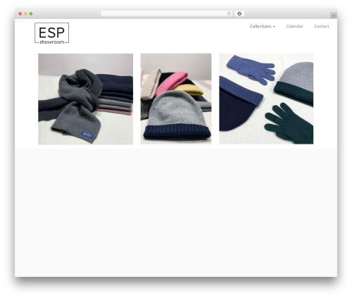 Customizr template WordPress free - espshowroom.com