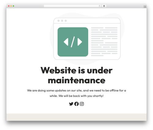 Honos free WordPress theme - shinbokcho.com