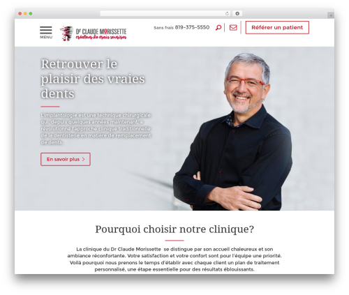 WordPress wp-plogg-sitemap plugin - vraisourire.com