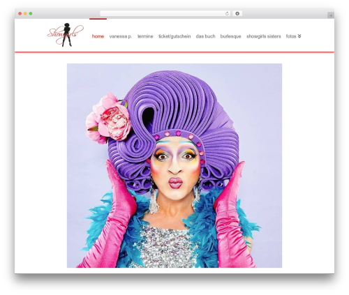 X top WordPress theme - showgirls-frankfurt.com