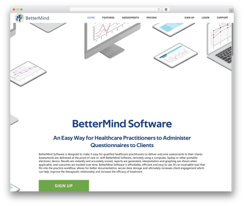 WordPress theme jupiter - betterworldhealthcare.com