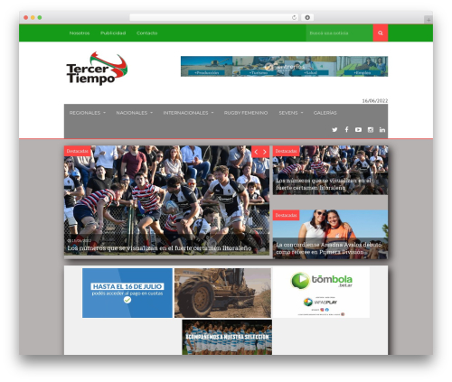 Free WordPress Share Post On WhatsApp plugin - tercertiemporugby.com.ar