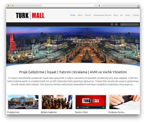 Celestial WordPress theme - turkmall.com
