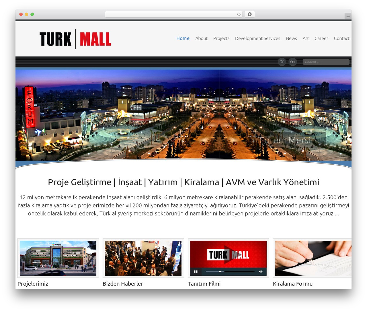 Celestial WordPress theme - turkmall.com
