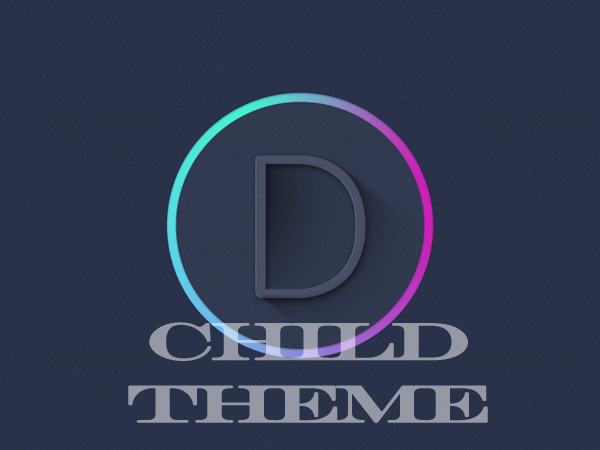 Divi-ChildTheme WordPress theme design