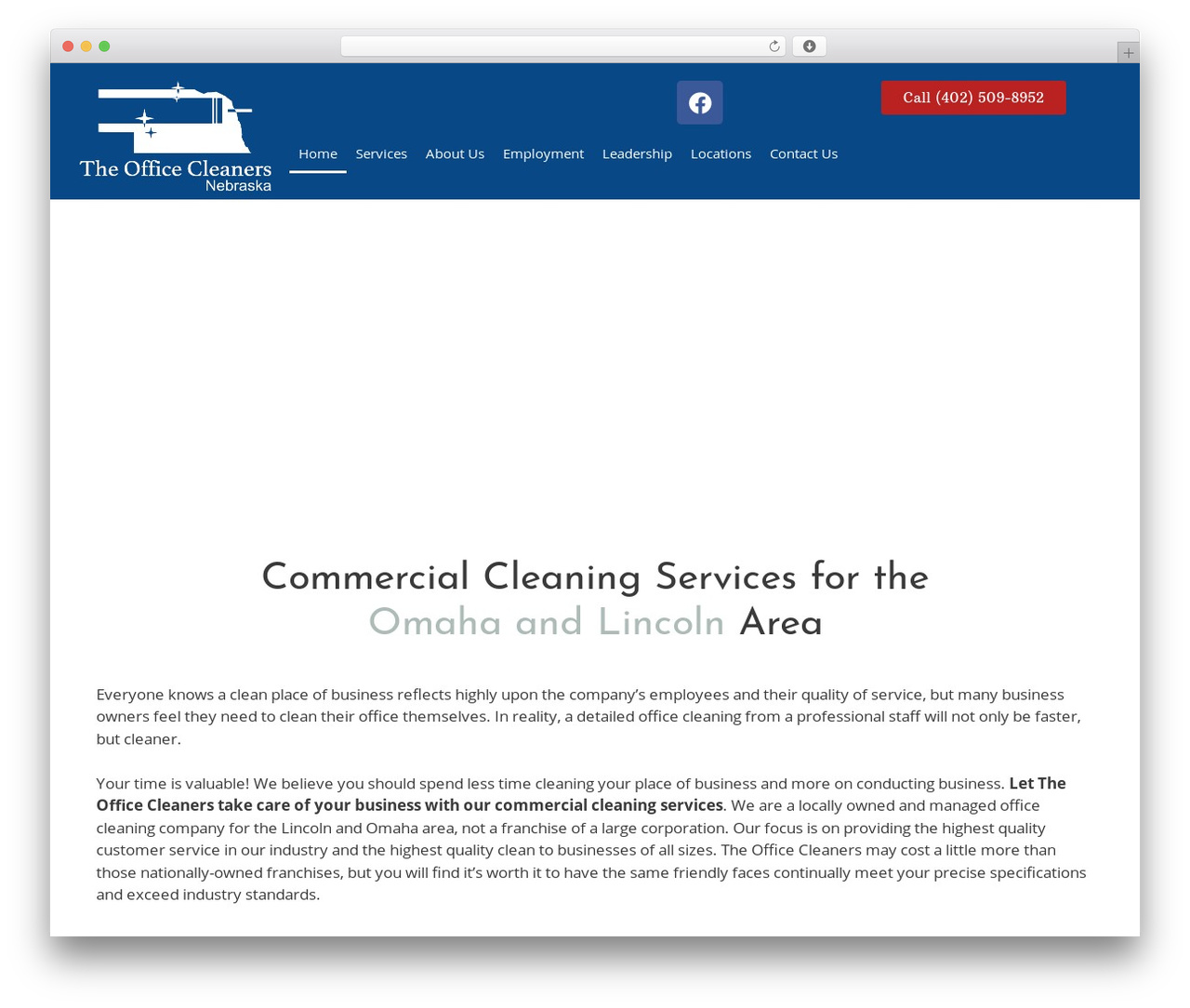 GeneratePress WordPress theme free download - the-office-cleaners.com