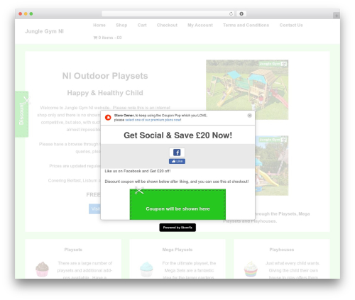 Free WordPress FancyBox plugin - toys-outdoor.co.uk