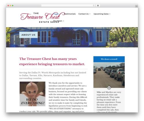 Theme WordPress Divi - ttcestatesales.com