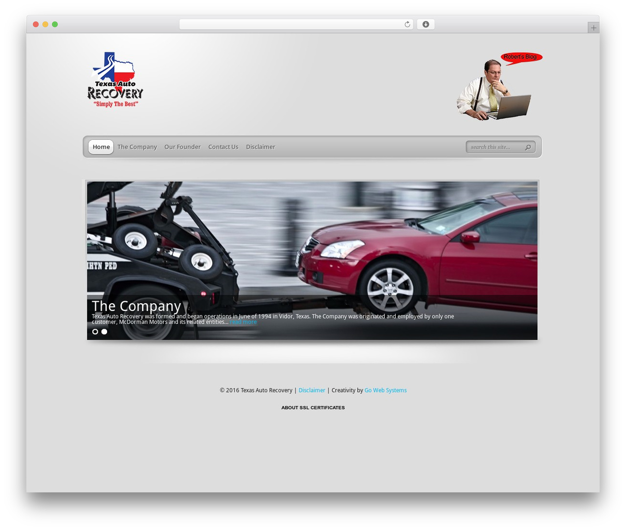 Best Auto Recovery >> Theprofessional Wordpress Theme By Elegant Themes