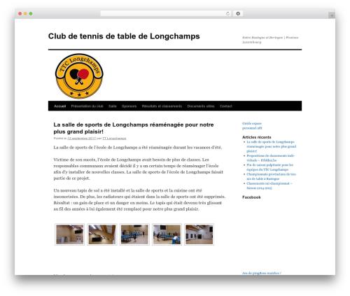 WordPress shortcodekid plugin - ttlongchamps.be/blog