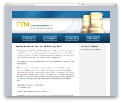 Twenty Twelve WordPress theme download - ttm-llc.com