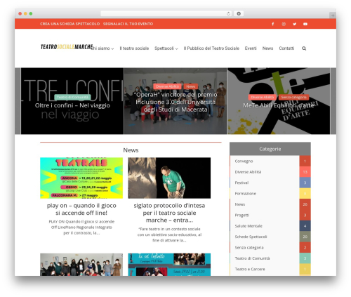 Free WordPress Meks Smart Social Widget plugin - teatrosocialemarche.com
