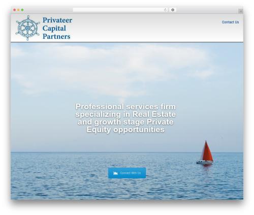 DynamiX theme WordPress - privateercp.com