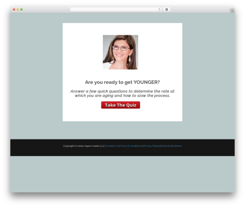 Encase WordPress theme download - youngerquiz.com