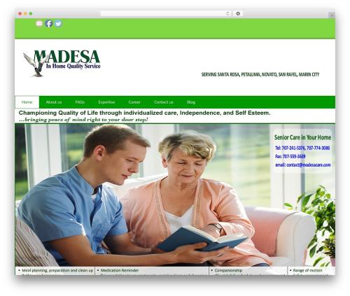 health-center-lite theme free download - madesacare.com