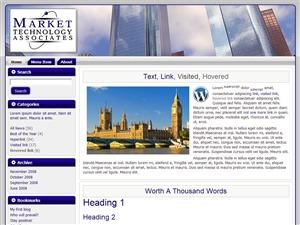 mktmagic WordPress website template