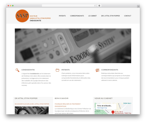 Template WordPress Specular - dr-attal-stym-popper.com