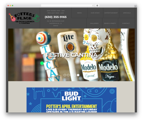 Munch WordPress theme by EugeneO - page 6