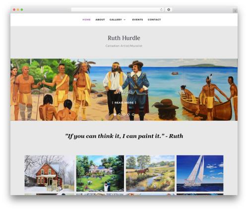 Activello WordPress template free download - ruthhurdleart.com