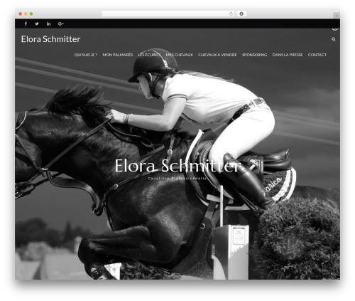 HorseClub WP template - elora-schmitter.com