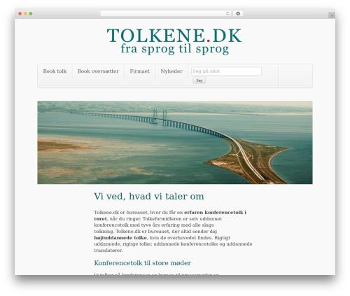 Aviator template WordPress free - tolkene.dk