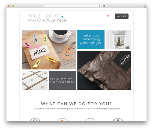 Free WordPress MailChimp for WordPress plugin - truepointpackaging.com