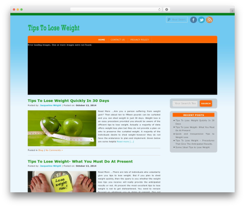 D5 Socialia theme free download - tipstoloseweight.co.za