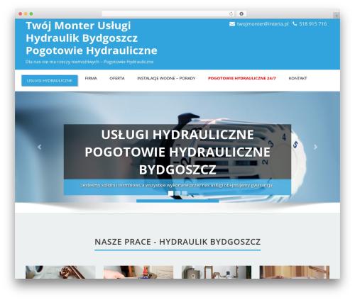 Enigma WordPress theme download - twojmonter.pl