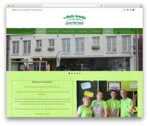 Free WordPress Responsive Lightbox & Gallery plugin - tmallsbroodje.com