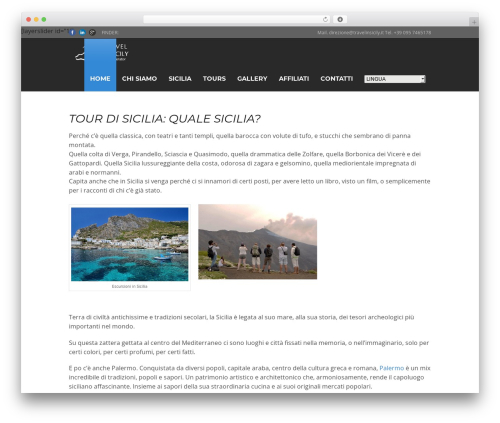 WordPress final-tiles-gallery plugin - travelinsicily.it
