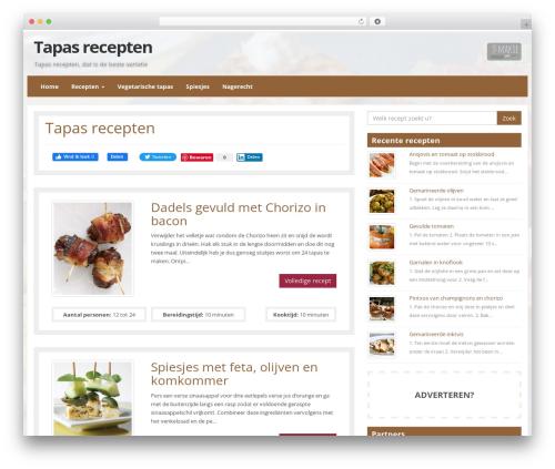 Free WordPress WP-PostRatings plugin - tapasrecepten.info