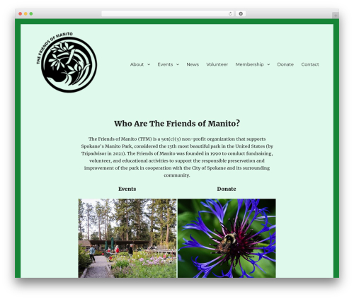 Free WordPress Easy Video Player plugin - thefriendsofmanito.org
