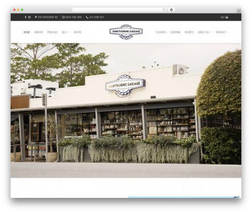 Flatsome WordPress ecommerce template - hawthornegarage.com.au