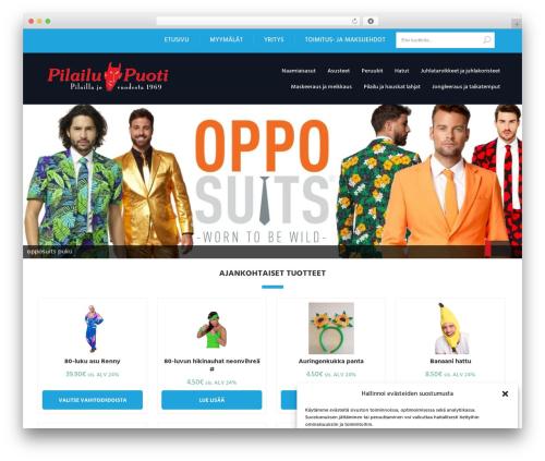 Executive Pro Theme top WordPress theme - pilailupuoti.com