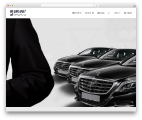 Uncode WordPress theme - limousineservicefrance.com