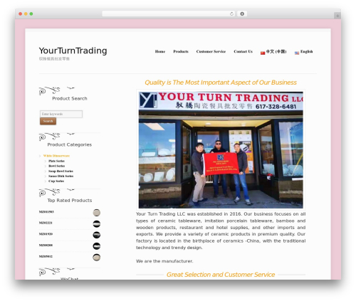 Mystile WordPress theme - yourturntrading.com