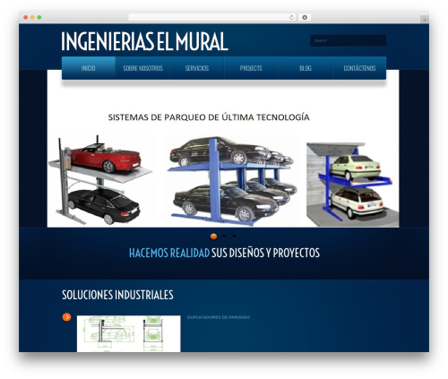 theme1866 WordPress theme design - ingenieriaselmural.com