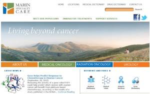 Jackson Oncology Associates V2 WordPress theme