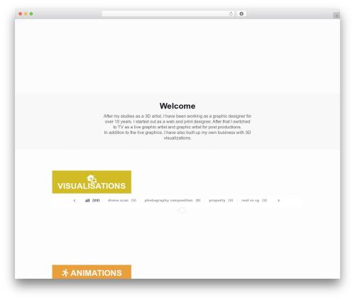 Betheme theme WordPress - paul-rauch.com