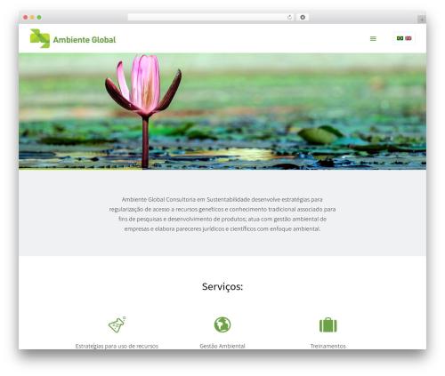 Betheme top WordPress theme - ambiente-global.com