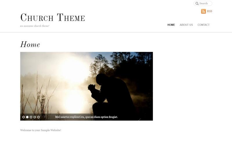 Agency premium WordPress theme