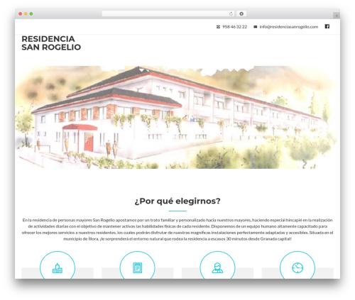 Regina Lite theme WordPress free - residenciasanrogelio.com