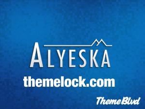 Alyeska company WordPress theme