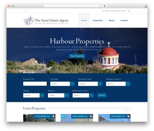 Free WordPress Aqua Page Builder plugin - thesymiestateagent.com