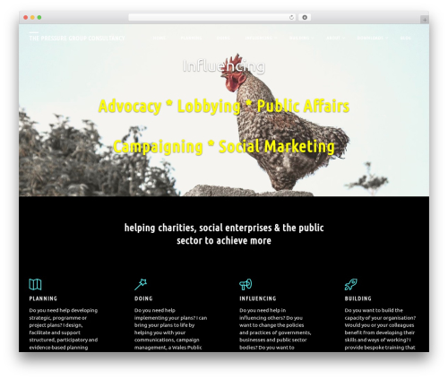 Septera WordPress theme free download - thepressuregroup.org