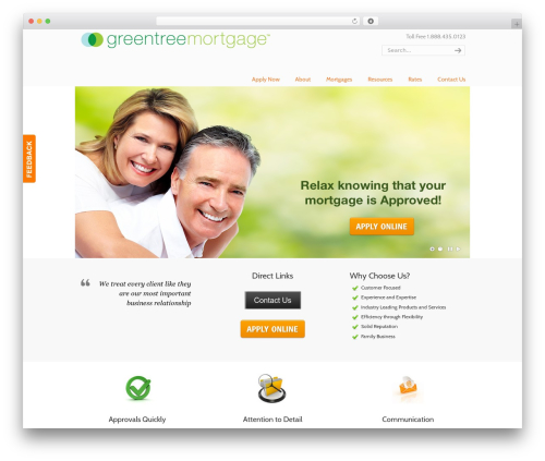 Free WordPress WP-PageNavi plugin - thegreentreegroup.ca