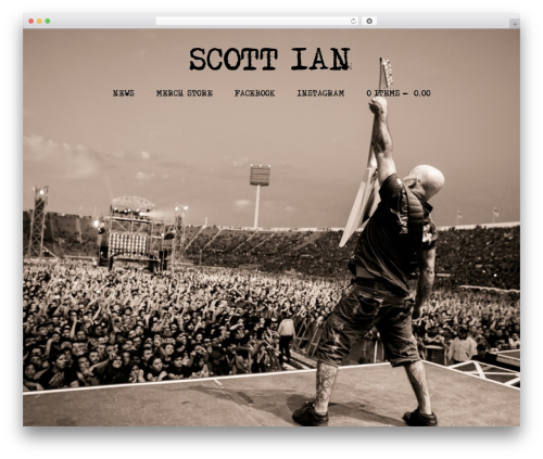 Theme WordPress ian - scott-ian.com